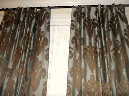 Chocolate Brown And Blue Curtains Beautiful Brown And Blue Curtains And Fancy Blue Kitchen Curtains