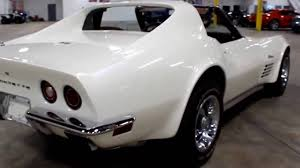 1972 corvette stingray 454 for sale 1972 chevrolet corvette stingray for sale sold