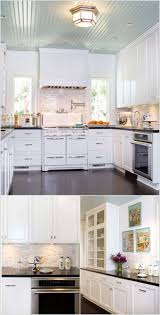 15 countertop choices that go well in a white kitchen