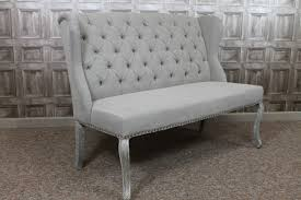 sofa bench for dining table this stunning large french style sofa is available in both a two