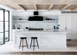 Carrara Marble Bathroom Countertops Kitchen Carrara Marble Kitchen Kitchens Grey Countertops Quartz