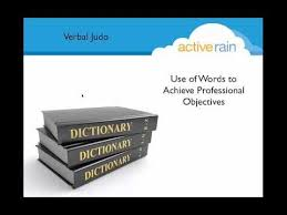 professional objectives verbal judo use of words to achieve professional objectives youtube