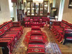 orientalisches sofa orientalische sitzecke orientalisches sofa bodenkissen sitzgruppe