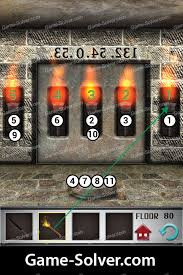 how to solve level 15 on 100 doors and rooms horror escape 100 floors level 80 game solver