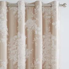 Cream Embroidered Curtains Best 25 Cream Eyelet Curtains Ideas On Pinterest Natural Eyelet