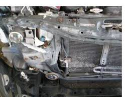 honda crv radiator replacement how to remove radiator support honda tech honda forum discussion
