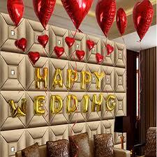 Valentines Day Balloon Decor by Aliexpress Com Buy Creative Festive Wedding Supplies Wedding A
