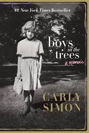 boys in the trees a memoir carly simon 9781250095893 amazon