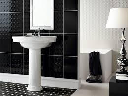 black and white bathroom designs bathrooms with black tiles at exclusive bathroom design ideas