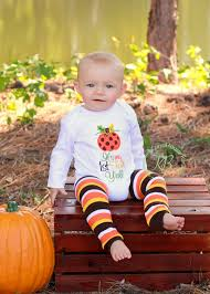 1st tgiving set 1st thanksgiving embroidered pumpkin shirt baby