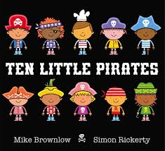 picture book den ten little pirates or how i nearly threw away a