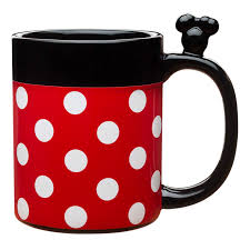 how to make designs on coffee sculpted minnie mouse coffee cup for sale minnie mouse zak designs