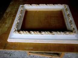 dipingere cornici www medippolito crea cornice barocco dorata