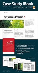 case study ibook by geertdd graphicriver