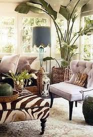Ideas For Leopard Ottoman Design 20 Zebra Interior Decorating Ideas Shelterness Home Elegance