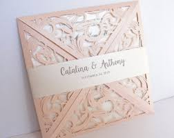 wedding invitations lace originators of lace invitations on etsy since by lavenderpaperie1