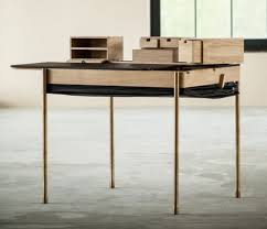 bureau de designer twist le bureau accordéon par magdalena tekieli esprit design