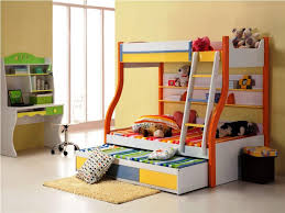 Furniture For Kids Bedroom Interesting Gift Bunk Beds For Kids With Stairs