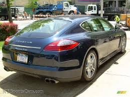 porsche panamera dark blue 2010 porsche panamera turbo in dark blue metallic photo 14