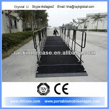 portable stage ramp portable stage ramp suppliers and