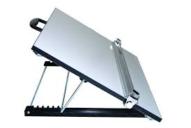 Drafting Table Straight Edge by Drafting Table Angle Plans For Diy Large Wall Mount Easel