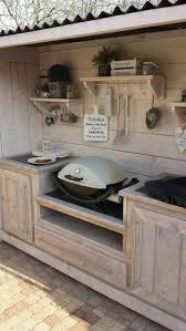cuisine de jardin en 1001 idées d aménagement d une cuisine d été extérieure