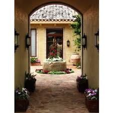 house plans interior courtyards polyvore