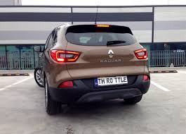 renault kadjar 2016 renault kadjar hızlanma archives throttlechannel com