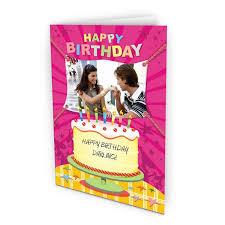 personalised birthday card uk best 25 personalised birthday cards