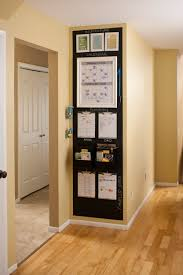 kitchen message center ideas small space command center burgers walls and gardens
