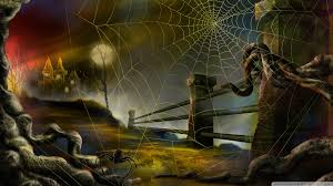 halloween background 1920x1080 spider web hallowmas halloween hd desktop wallpaper widescreen