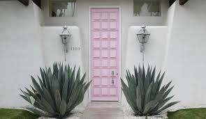 that pink door girly palm springs styled by kasey