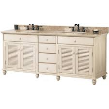 Bathroom Vanities Country Style Design Cottage Bathroom Vanity Ideas 17376