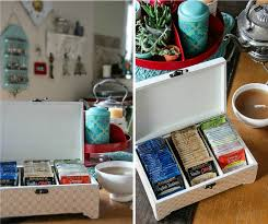 Tea Organization by Tea Storage For All The Mad Hatters Out There Furnishmyway Blog