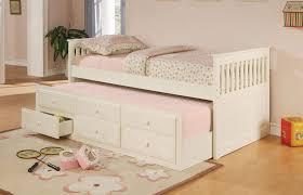girls white storage bed bedroom fascinating furniture for space saving bedroom