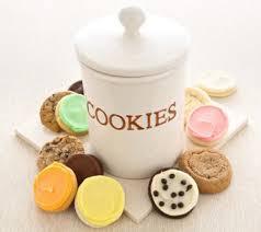 happy everything cookie jar cheryl s cookies qvc