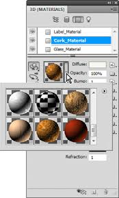 install pattern in photoshop cs6 3d panel settings in photoshop