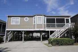 houses for rent 4 bedrooms arbor house 16 2nd row beyond p myrtle beach vacation rentals