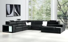Modern Italian Leather Sofa by Contemporary Italian Design Franco Sectional Sofa Modern Leather