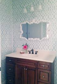 282 best stenciled u0026 painted bathrooms images on pinterest