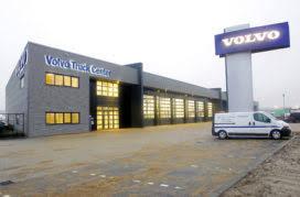 volvo truck center nieuwe vestiging volvo truck center alblasserdam bouwmachines