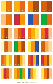 colors that go with yellow colors that go with burnt orange what color goes with burnt orange
