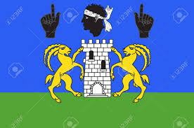 Flag Of Franc Flag Of Sartene Is A Commune In The Corse Du Sud Department Of