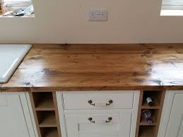 kitchen worktop ideas reclaimed pine scaffold boards for kitchen worktop dove furniture
