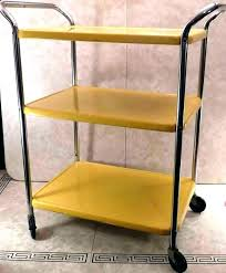 small rolling kitchen island rolling kitchen cart 221 honey can do 3 tier rolling kitchen cart