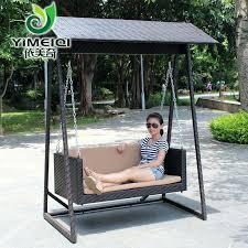 wicker outdoor swing outdoor wicker patio furniture round canopy