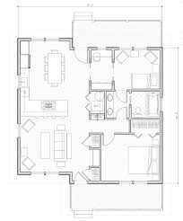 1 Bedroom House Plans by Small House Plans Under 1000 Sq Ft House Design Pinterest