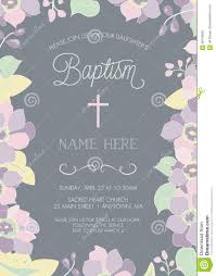 baptism template baptism christening first communion or confirmation invitation