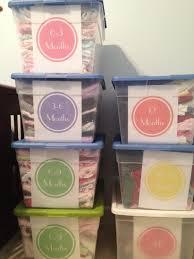 Baby Wardrobe Organiser Best 25 Organizing Baby Clothes Ideas On Pinterest Organizing
