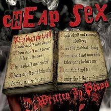 cheap photo album written in blood cheap album